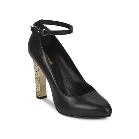 Roberto Cavalli WDS230 women's Court Shoes in Black