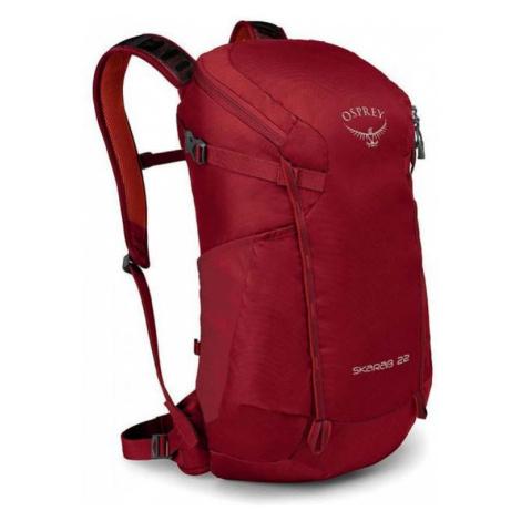 Red men's sports backpacks
