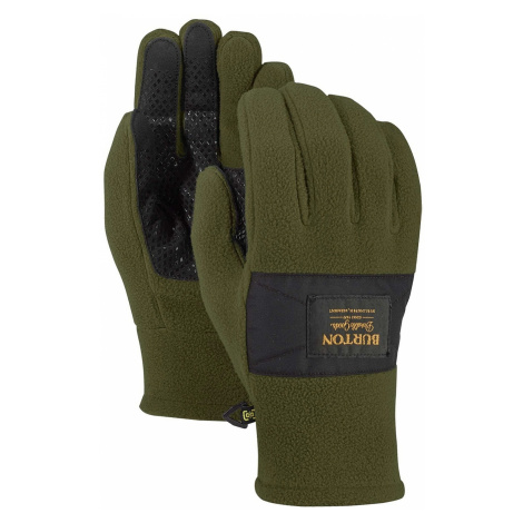 gloves Burton Ember Fleece - Forest Night