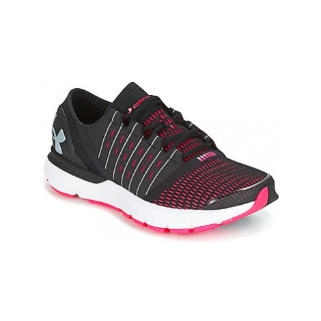 Under Armour UA W SPEEDFORM EUROPA women's Running Trainers in Black