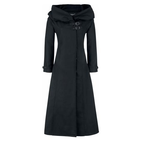 Gothicana by EMP - Cinderella - Girls coat - black