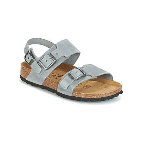 Betula Original Betula Fussbett GLOBAL 2 boys's Children's Sandals in Grey