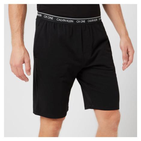 Calvin Klein Men's Sleep Shorts - Black