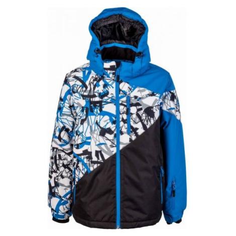 Lewro PHIL blue - Boys' winter jacket