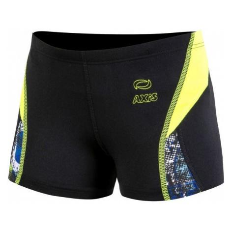 Axis BOYS'S SWIM SHORTS black - Boys' swim shorts