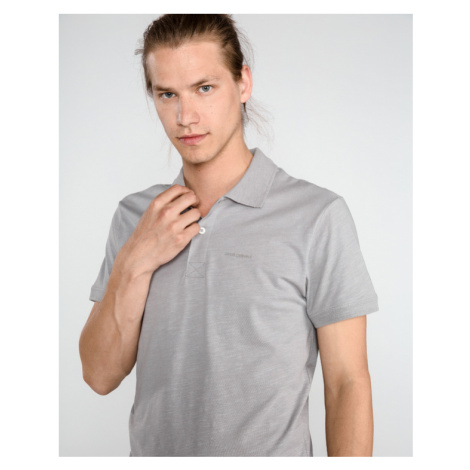 GAS Ramin Polo Shirt Grey