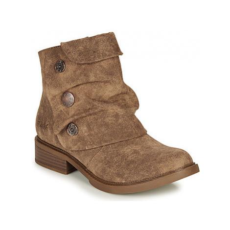 Blowfish Malibu VYNN women's Mid Boots in Brown