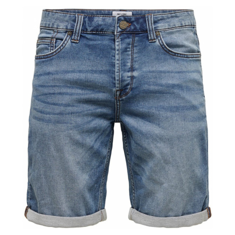 ONLY and SONS Ply Life Blue Shorts Shorts blue Only & Sons