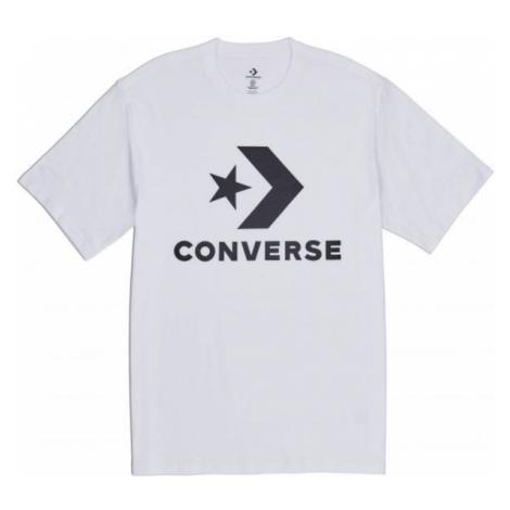Converse STAR CHEVRON TEE white - Men's T-shirt