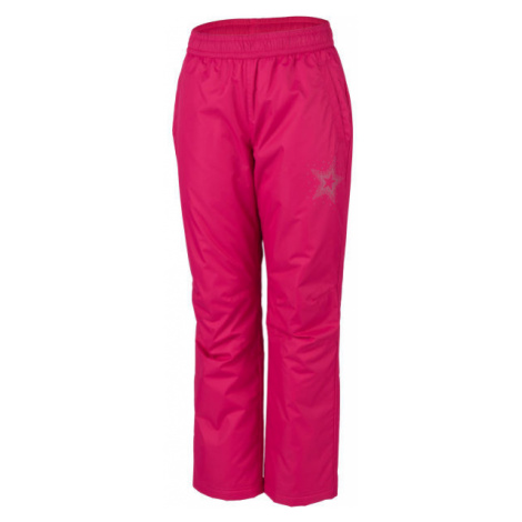 Lewro GIDEON pink - Insulated children's pants