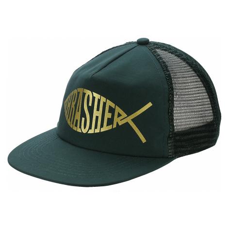 cap Thrasher Fish Mesh - Green