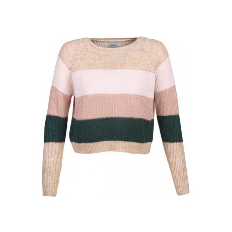 Only ONLMALONE women's Sweater in Multicolour