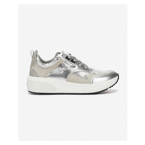Replay Creation Sneakers Silver