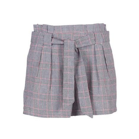 Betty London KITIRELLE women's Shorts in Grey