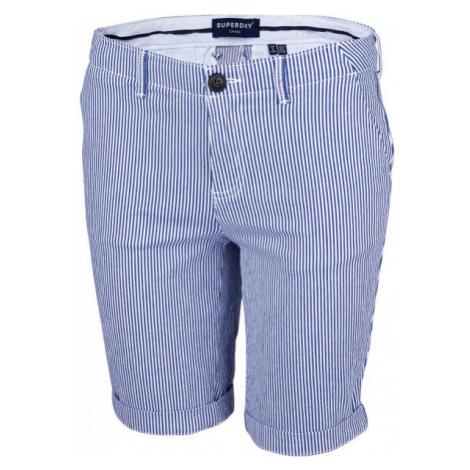 Superdry CITY CHINO SHORT white - Women's shorts