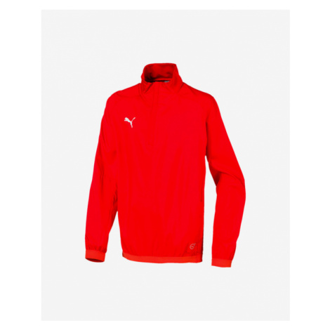 Puma Kids Jacket Red Colorful
