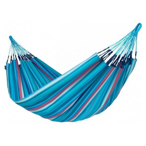 La Siesta BRISA DOUBLE CARIBIC STYLE blue - Water resistant hammock