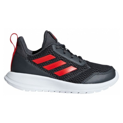 adidas ALTARUN K dark gray - Kids' running shoes
