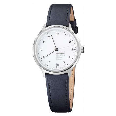 Mondaine Watch Helvetica No1 Regular 33