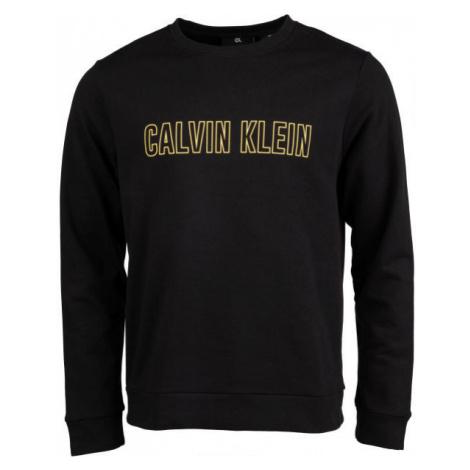 Calvin Klein PULLOVER black - Men's sweatshirt