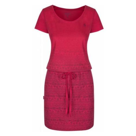 Loap ALRINE pink - Women's sports dress