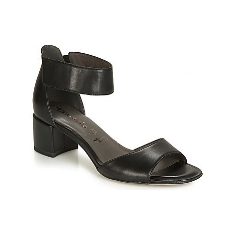 Tamaris DESIE women's Sandals in Black