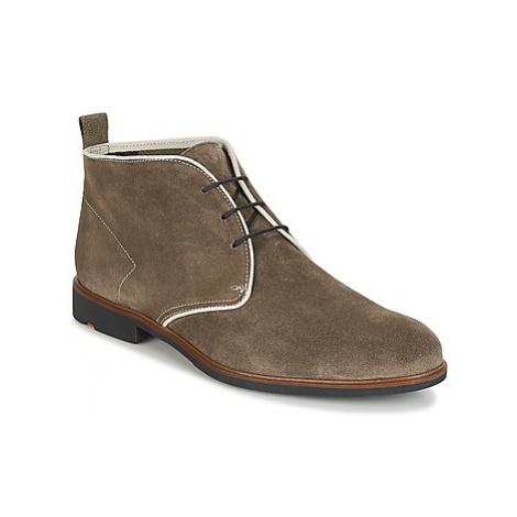 Lloyd GARRICK men's Mid Boots in Brown