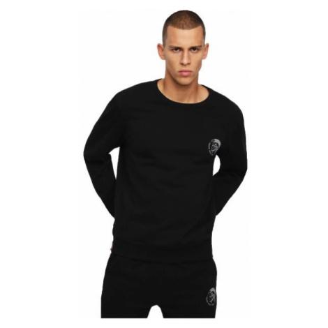Diesel WILLY FELPA black - Men's sweatshirt