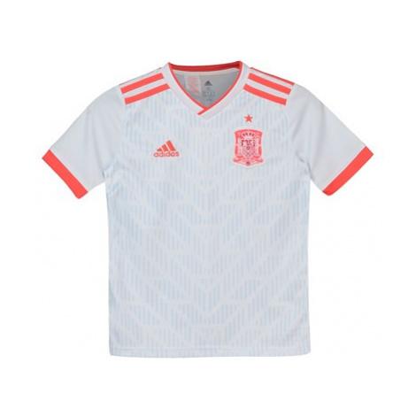 Spain Away Shirt 2018 - Kids Adidas