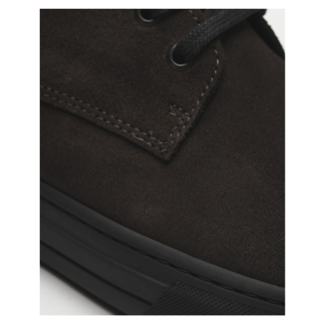 Trussardi Jeans Ankle boots Black Brown
