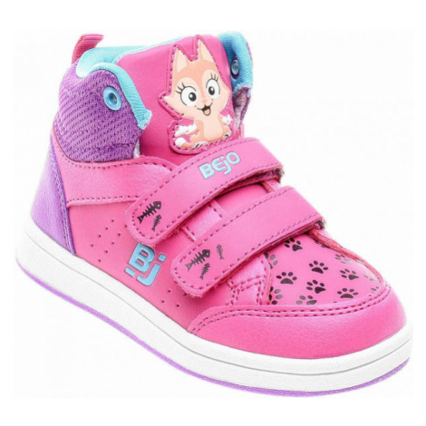 Bejo CATIE KDG pink - Kids' walking shoes
