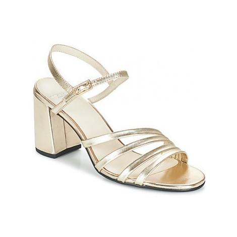 Vagabond CHERIE women's Sandals in Gold