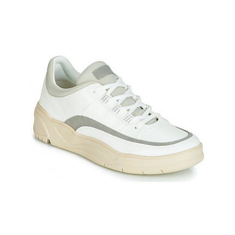 Esprit Gussie ACC LU women's Shoes (Trainers) in White
