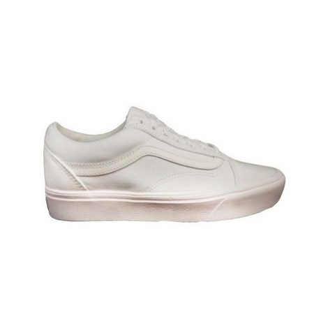 Vans UA ComfyCush Old Skool men's in White