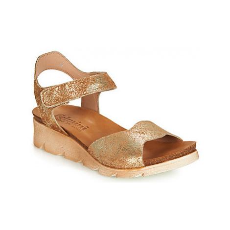 Felmini GOLDEL women's Sandals in Brown
