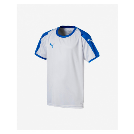 Puma Liga Kids T-shirt White