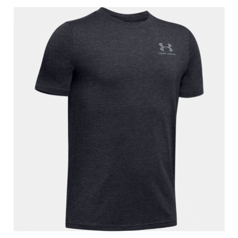 Boys' Charged Cotton Short Sleeve Shirt Under Armour