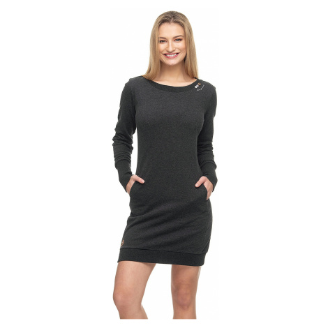 dress Ragwear Menita B Organic - 1010/Black - women´s