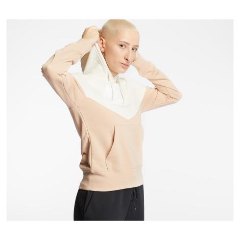 Nike Sportswear Heritage Hoodie Shimmer/ Pale Ivory/ White