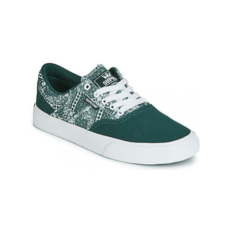 Supra COBALT women's Shoes (Trainers) in Green