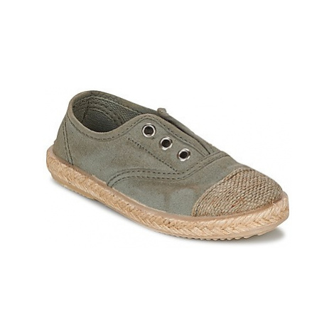 Chipie JOSECORD girls's Children's Shoes (Trainers) in Green