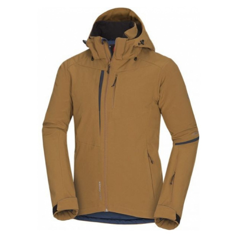 Northfinder ECHO yellow - Men's ski jacket