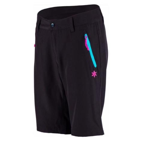 Willard PORA black - Women's outdoor shorts