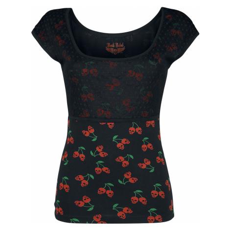 Rock Rebel by EMP - Peggy Sue - Girls shirt - black