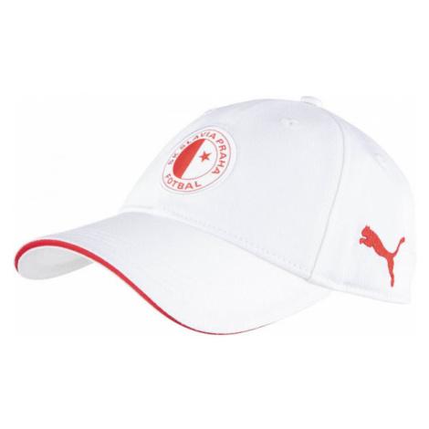 Puma TEM CAP BLK SLAVIA PRAGUE - Baseball cap
