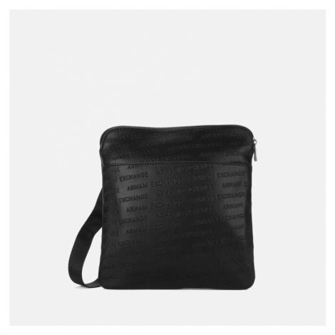 Armani Exchange Men's Small Cross Body Bag - Black