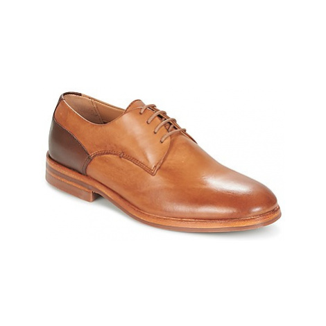 Hudson ENRICO men's Casual Shoes in Brown Hudson London