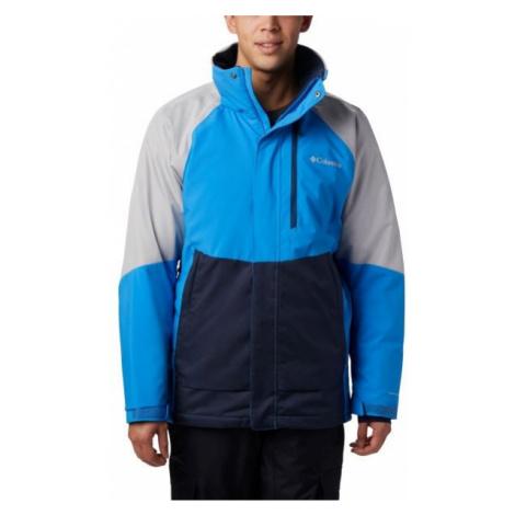 Columbia WILDSIDE™ JACKET blue - Men's jacket