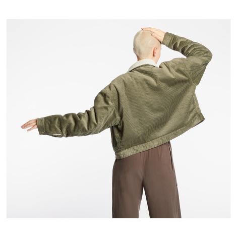adidas Corduroy Jacket Legacy Green/ Clear Brown