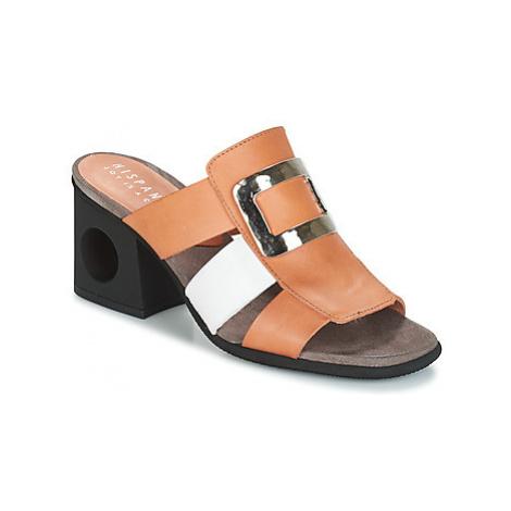 Hispanitas LARA women's Mules / Casual Shoes in Black